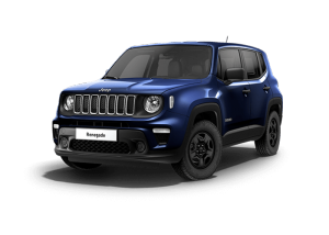 Jeep Renegade hybride rechargeable