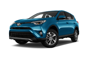 Toyota RAV4 Plugin-in hybrid