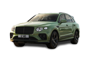 Bentley Bentayga hybride rechargeable